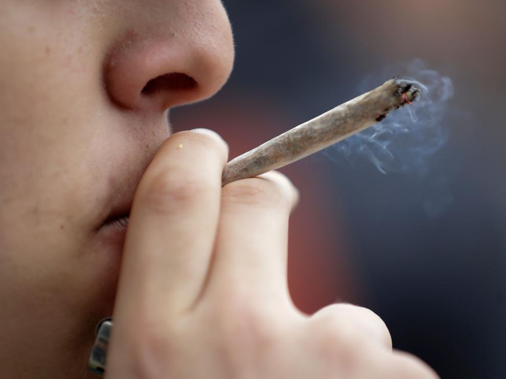 El cannabis genera el mayor número de atenciones entre los adolescentes.