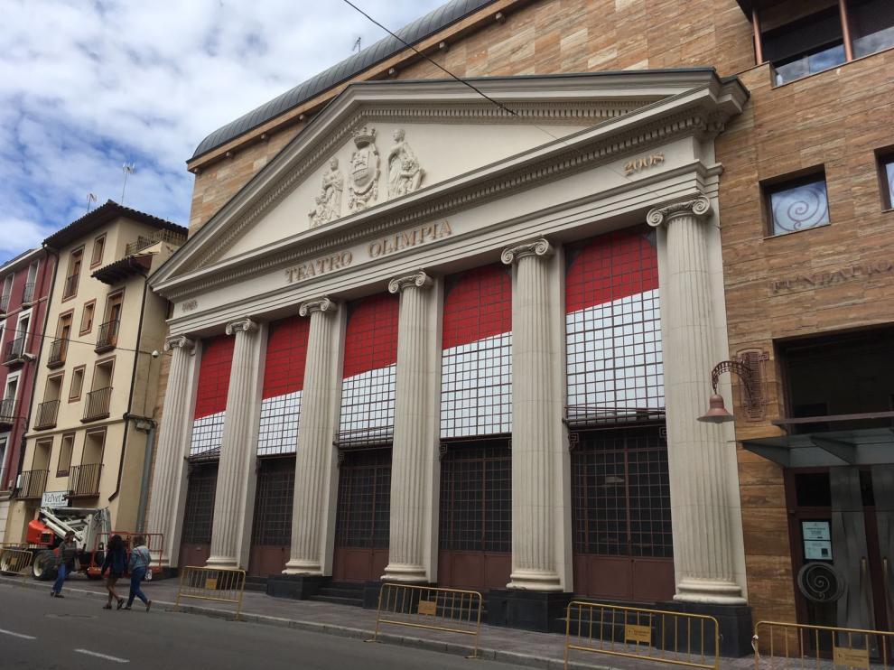 El Teatro Olimpia será de nuevo el escenario principal del concurso de cortometrajes