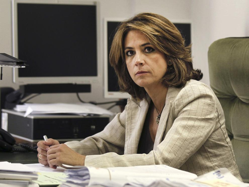Dolores Delgado, nueva ministra de Justicia.