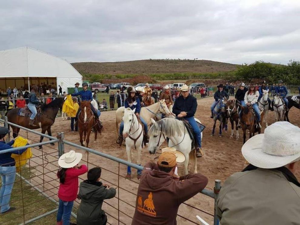 La primera edición del Gotor Far West se celebró el año pasado.