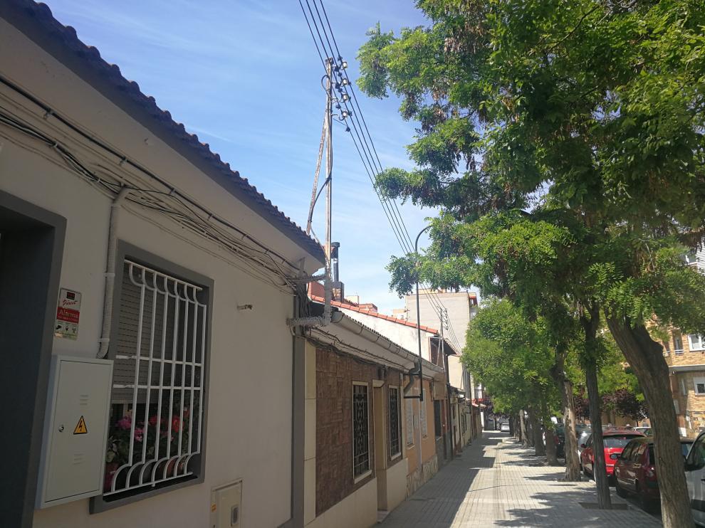 Imagen de la calle Castillo de Loarre