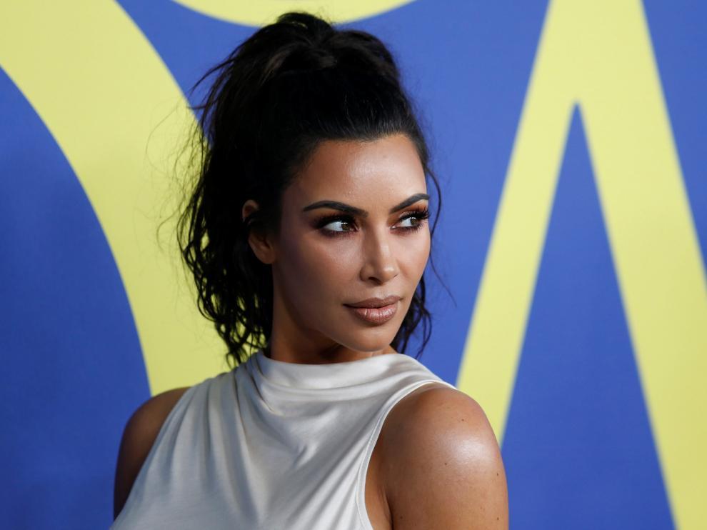 Kim Kardashian visitó a Donald Trump en la Casa Blanca y pidió el indulto para la presa.