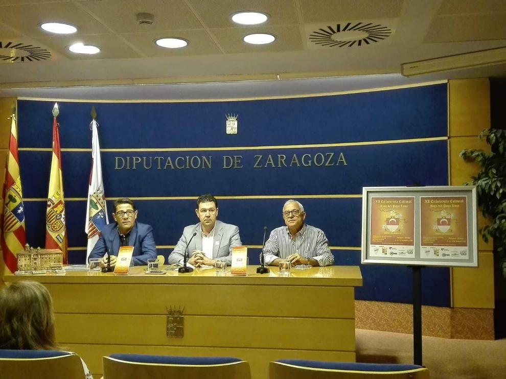 La presentación de la Ruta del Papa Luna se ha celebrado en la DPZ.