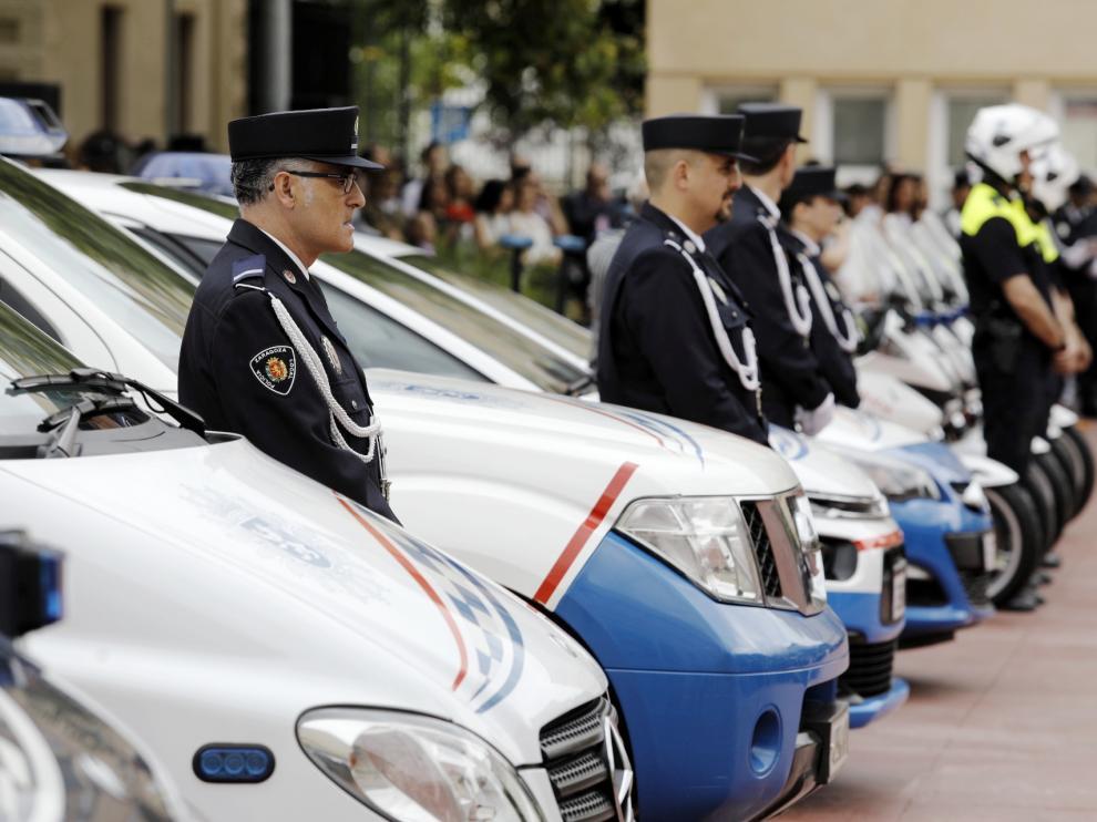 Celebración de la Patrona de la Policía Local de Zaragoza