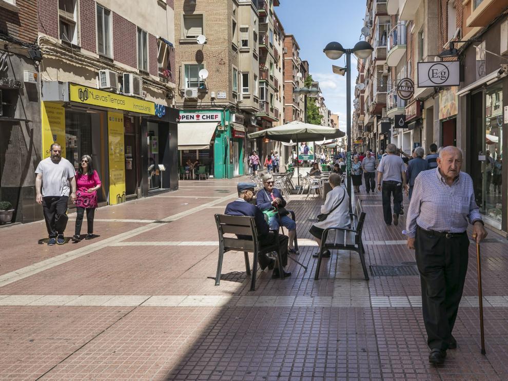 Calle de Delicias