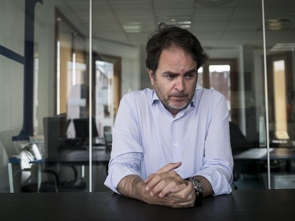 El oscense Bermúdez de Castro, mano de derecha de Santamaría en Cataluña, abandona la política