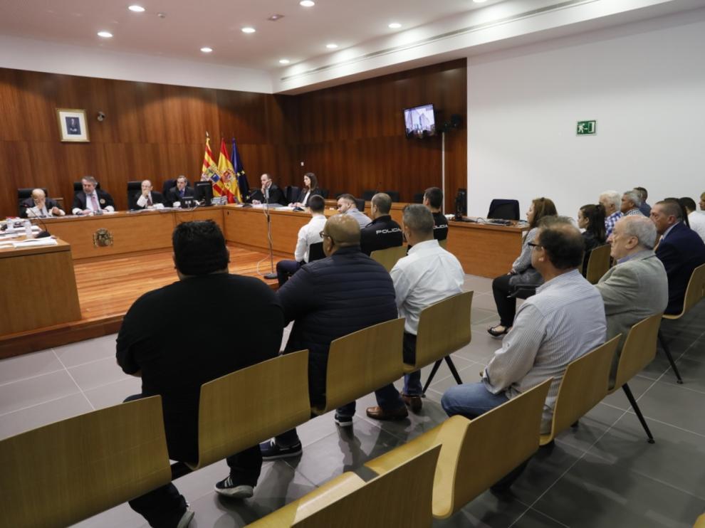 Juicio del caso Iván Ramírez