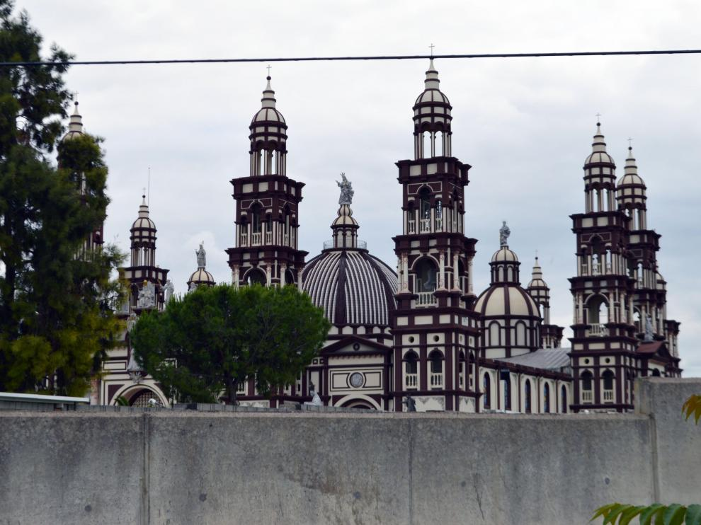 Iglesia cristiana Palmariana de los Carmelitas de la Santa Faz en El Palmar de Troya