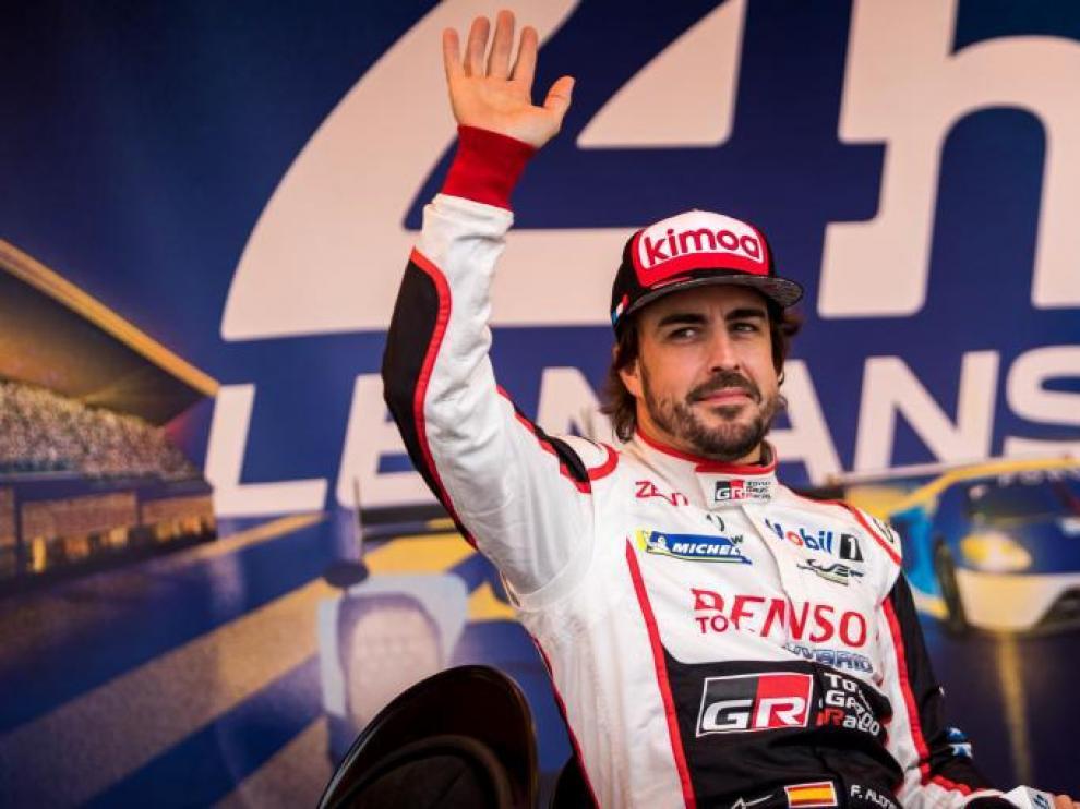 Fernando Alonso ya ha iniciado la cuenta atrás para su debut en la cita