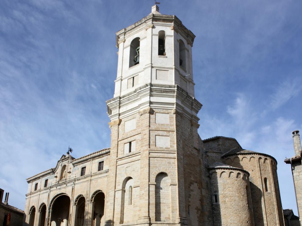 La catedral de la localidad