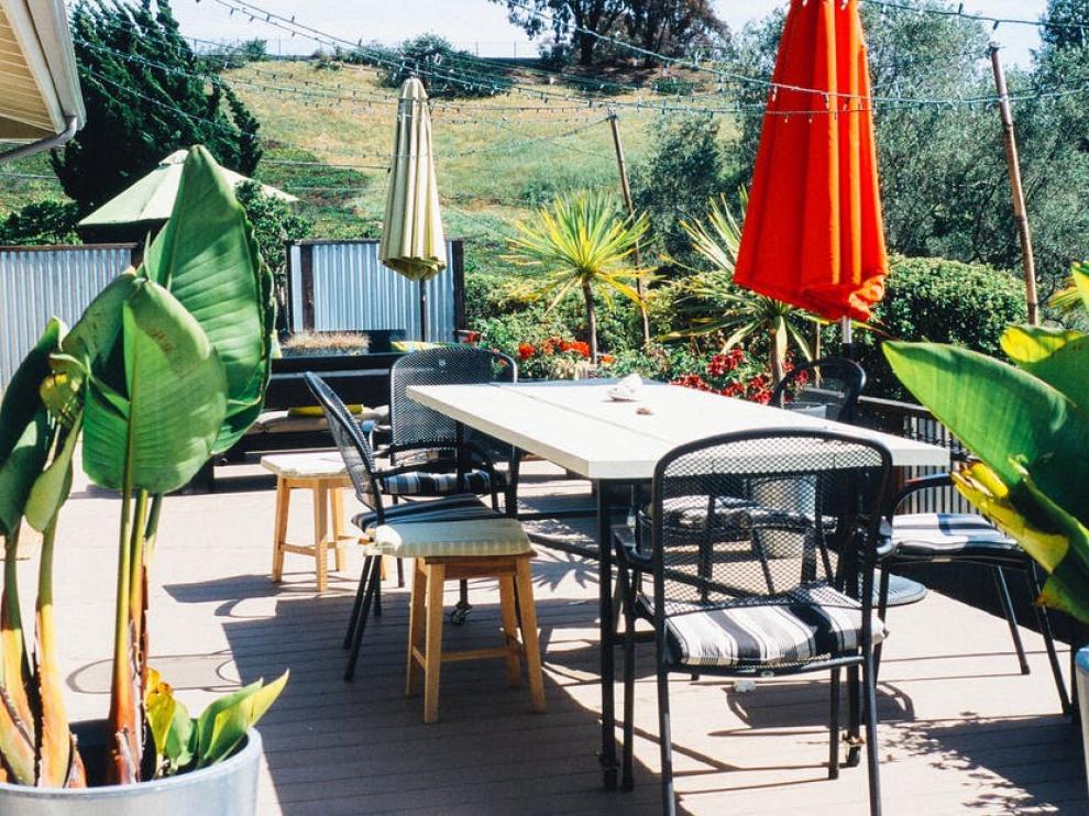 Igual que puedes alquilar una terraza, también puedes ofrecer la tuya.