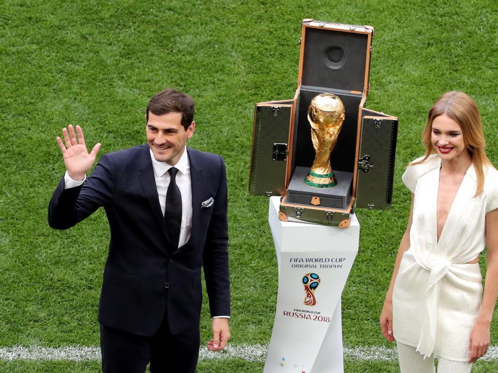 La inauguración del Mundial 2018, en imágenes