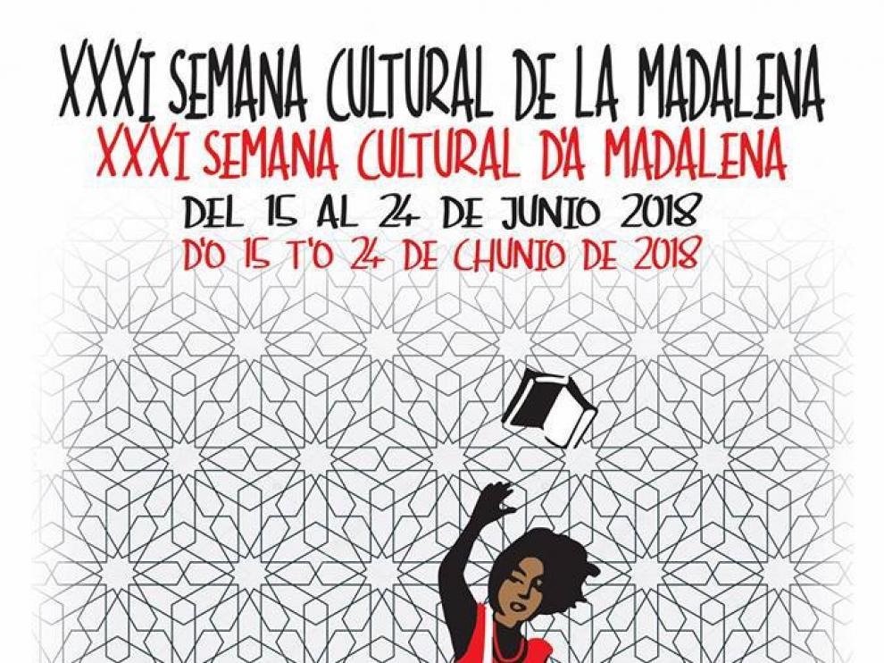 Cartel oficial de la Semana Cultural 2018