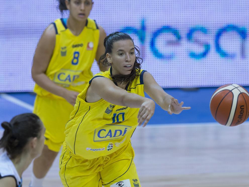 A pesar de su juventud la barcelonesa es una jugadora experimentada en LF1
