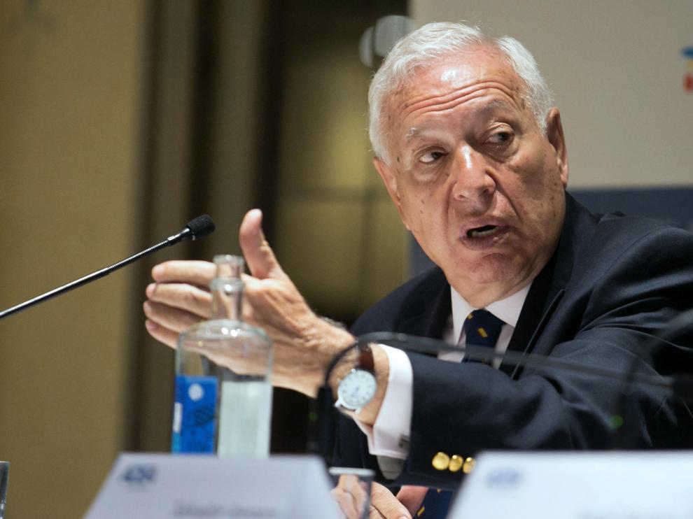 José Manuel García-Margallo, exministro de Asuntos Exteriores.