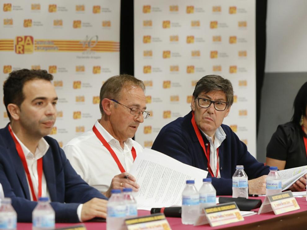 """Aliaga: """"No le irá mal a Aragón si se siguen las propuestas del PAR"""""""