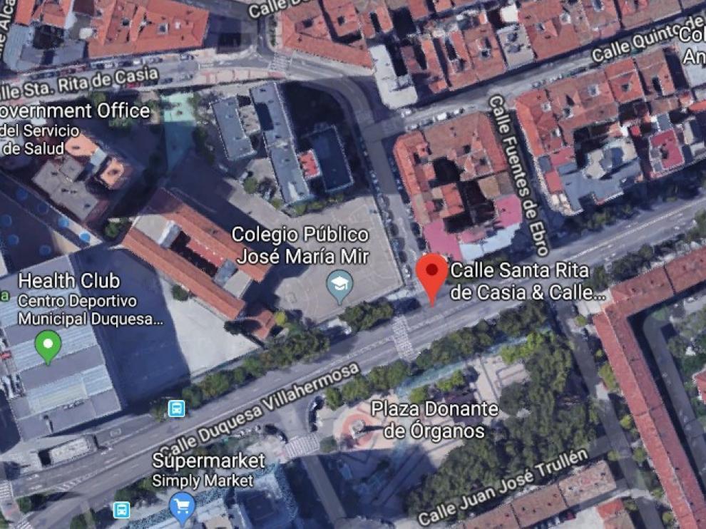 Detenido por conducir ebrio y sin carné por Las Delicias, en Zaragoza