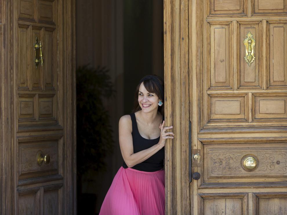 Paula Ortiz, directora de 'De tu ventana a la mía' y 'La novia'.