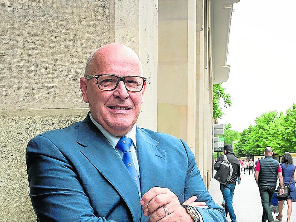 Domingo Valiente, director de la Fundación Dieta Mediterránea.