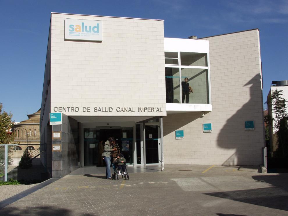 Centro de Salud de San José, barrio que registra la tasa más alta de casos tanto en hombres como en mujeres.