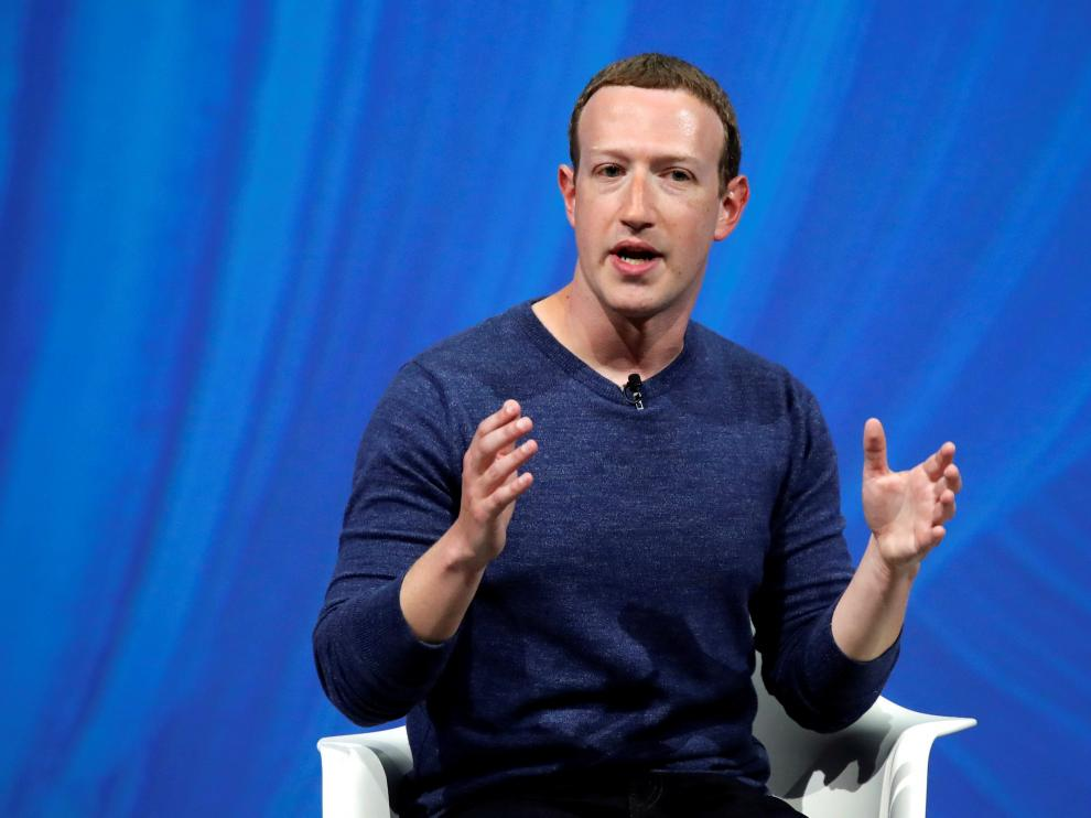 Mark Zuckerberg ha colaborado con la campaña, impulsada por dos empleados de Facebook.
