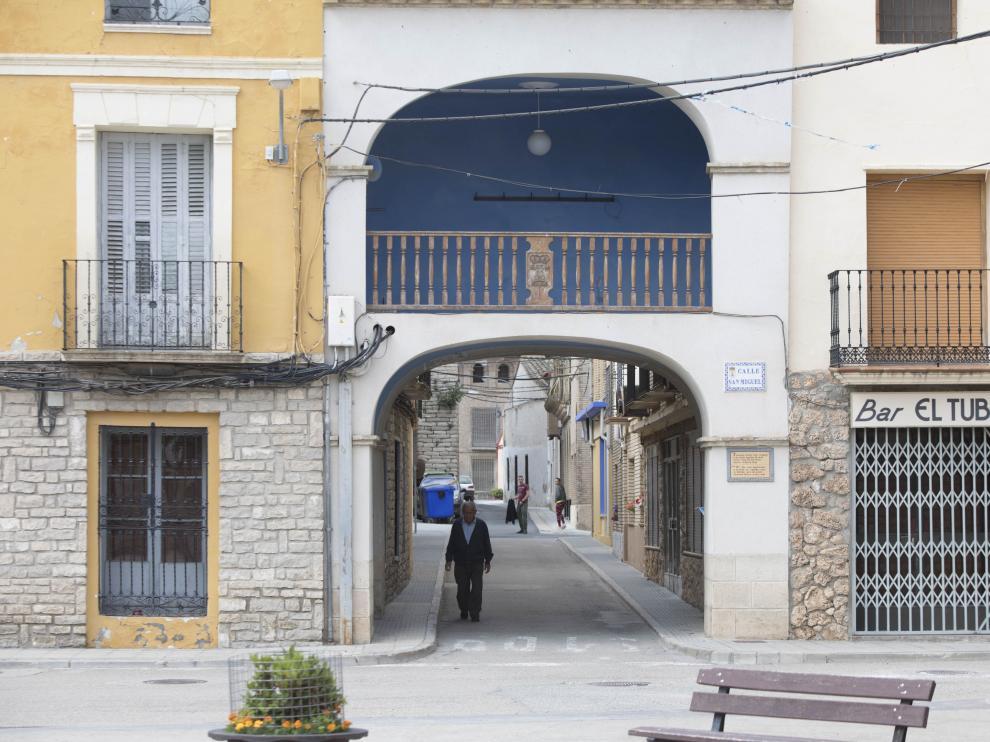 Calle de Bujaraloz.