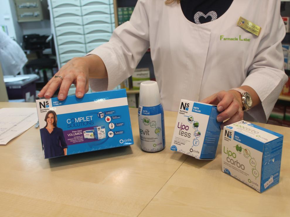 Perder peso a para ayudar productos