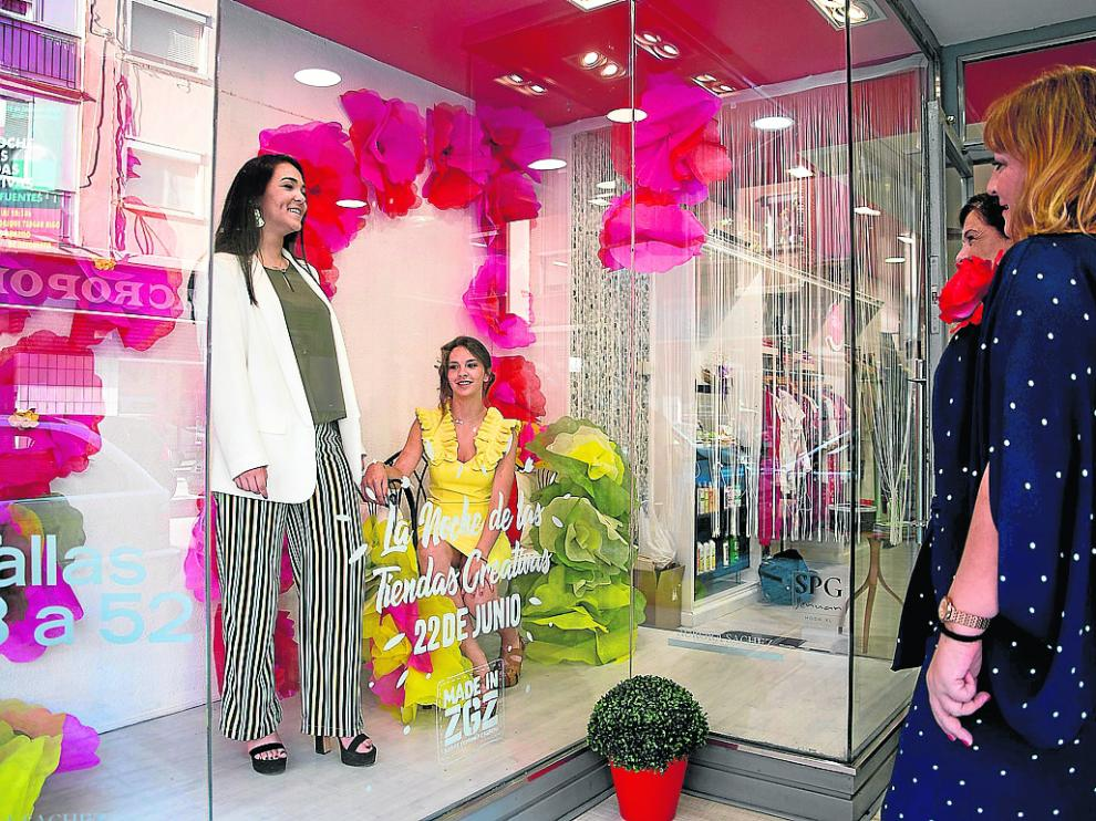 c0d235cd4d22 El comercio de Las Fuentes se reivindica | Noticias de Zaragoza en ...
