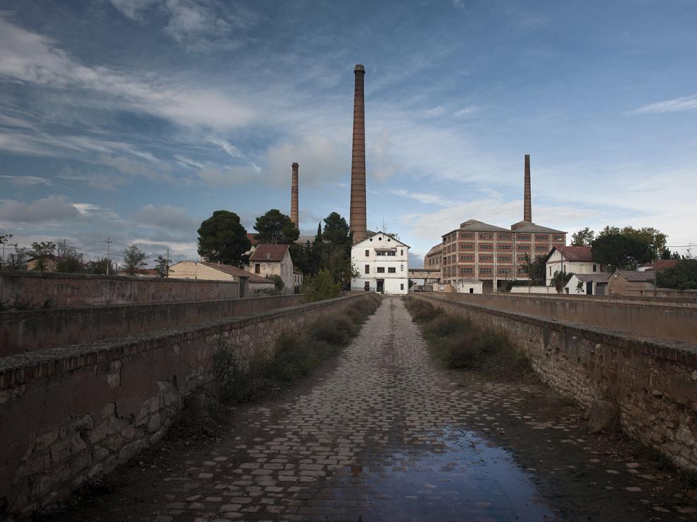 La mayor operación urbanística transformará la antigua azucarera de Épila en una zona residencial con 354 viviendas.
