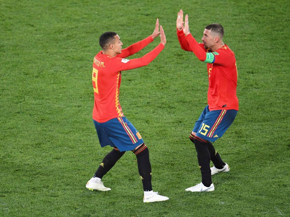 Mundial 2018: España-Marruecos