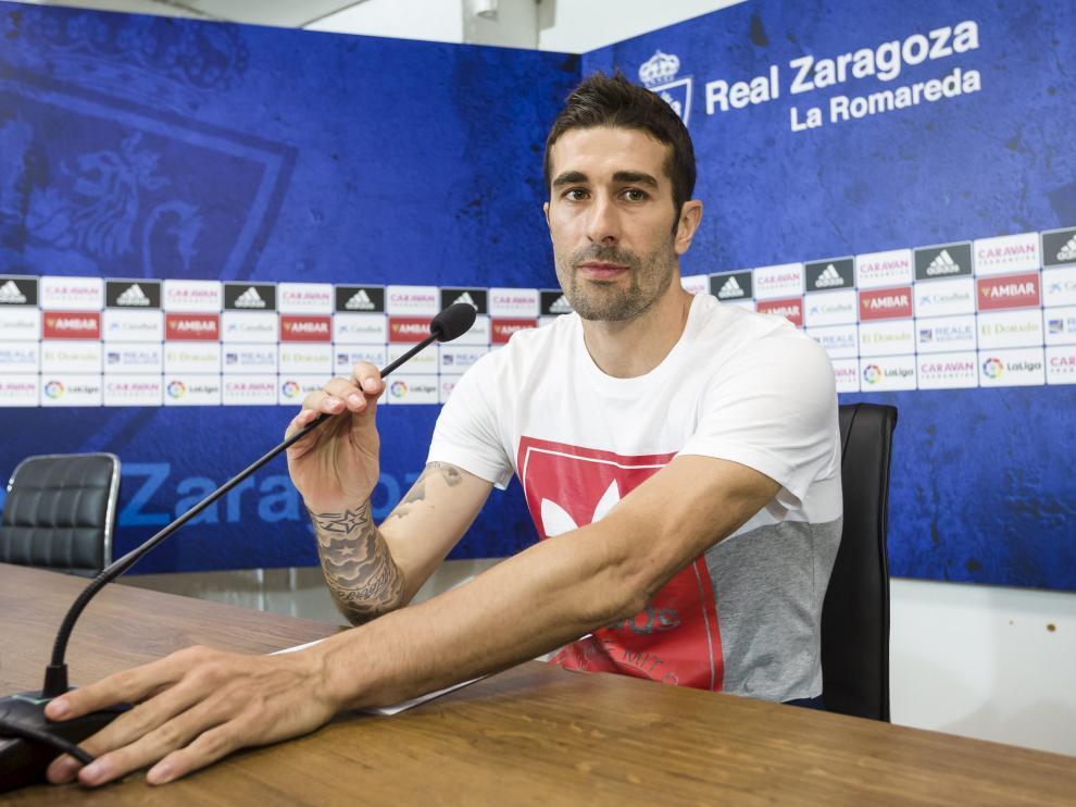 El zaragozano ejercerá de enlace entre la SD Huesca y el CD Teruel.