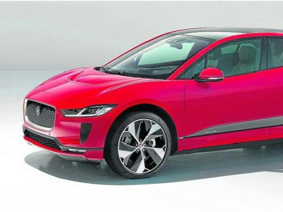 El nuevo modelo de Jaguar mide 4,68 metros de longitud.