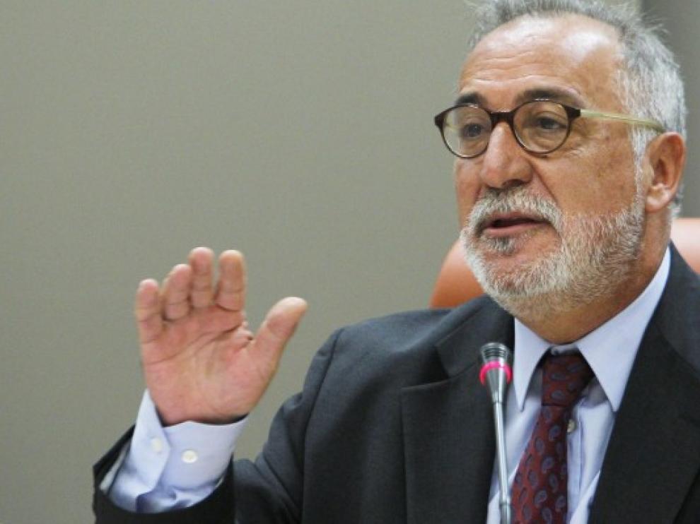 Pere Navarro en una imagen de archivo.