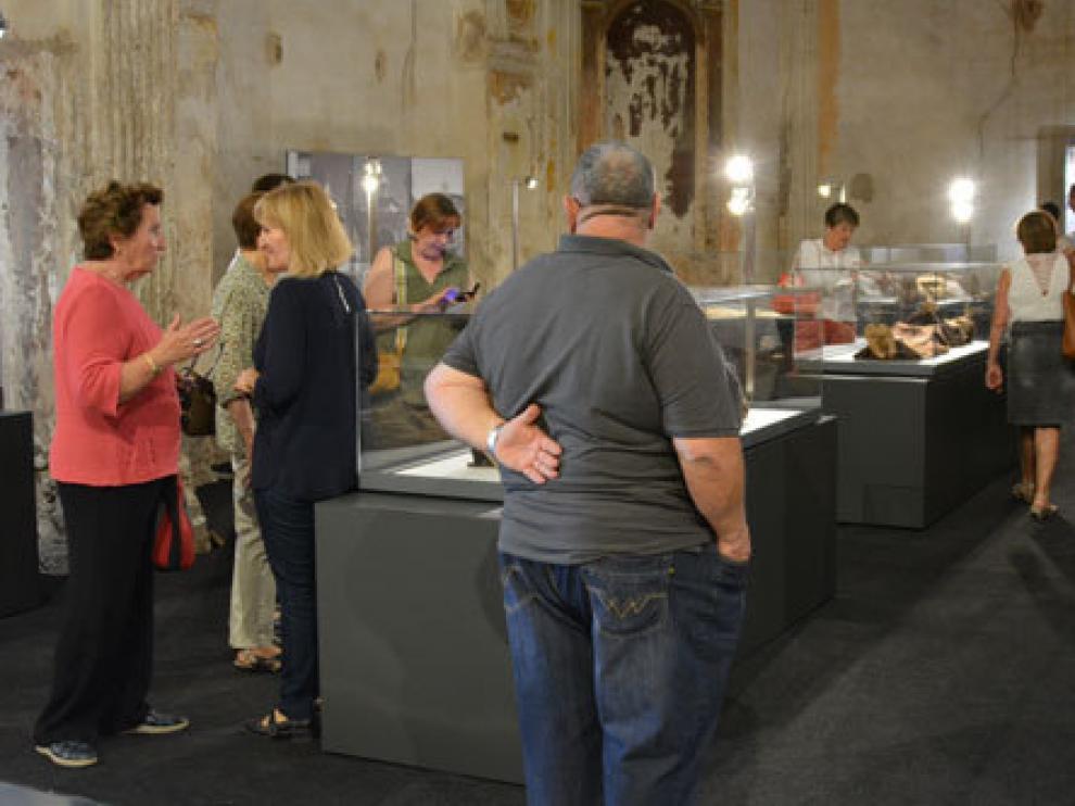 El Museo de las Momias de Quinto es el único de España que alberga una colección así.