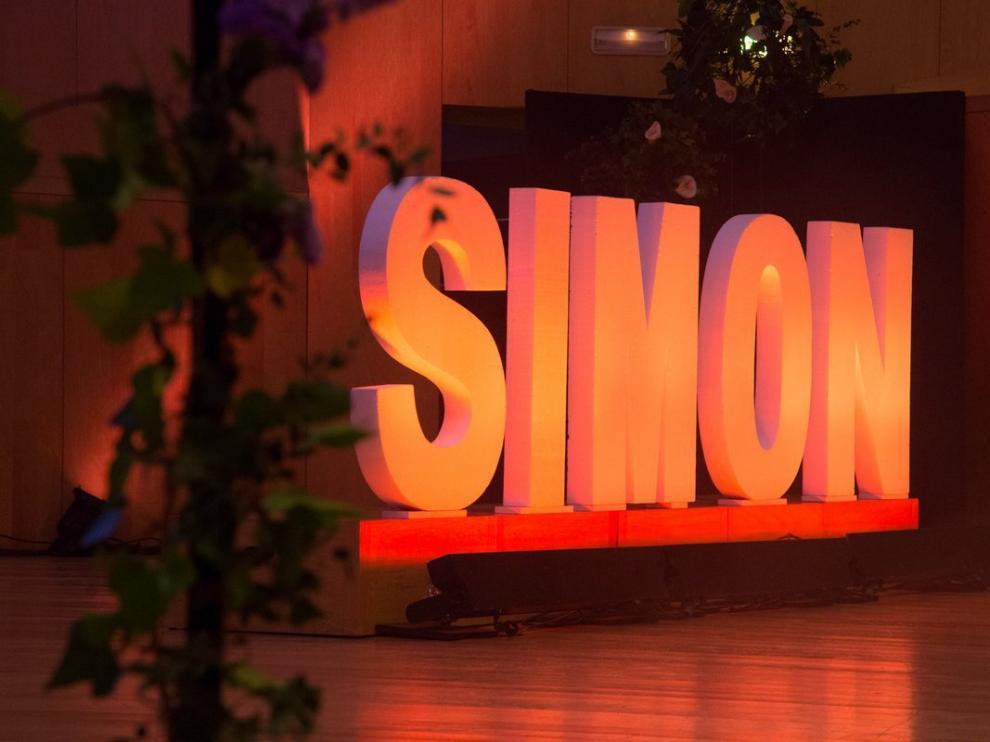 El Auditorio, escenario de los premios Simón.