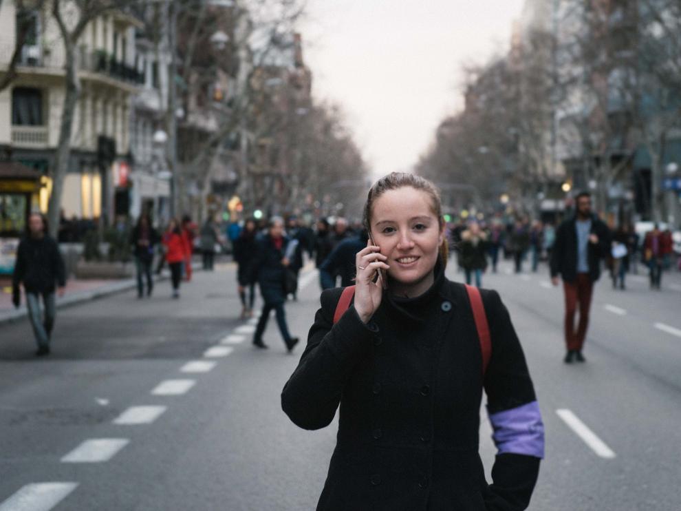 Rocío Pérez (Madrid, 1987), coordinadora de 'Maldita Ciencia'
