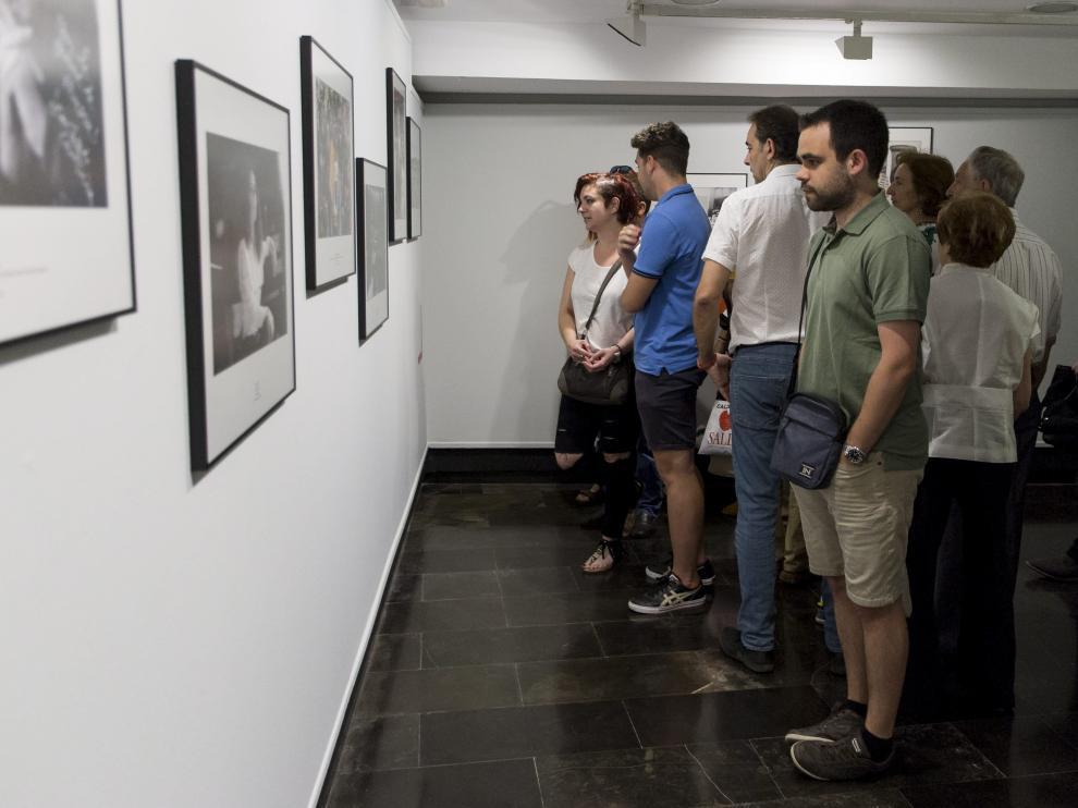 El público arropó a la Asociación de Fotoperiodistas de Aragón.