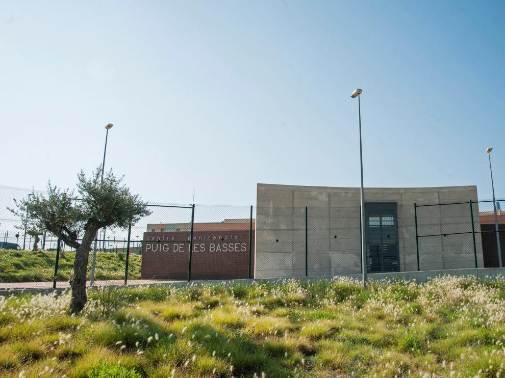 Centro penitenciario de Puig de les Basses, donde permanecen Forcadell y Bassa.
