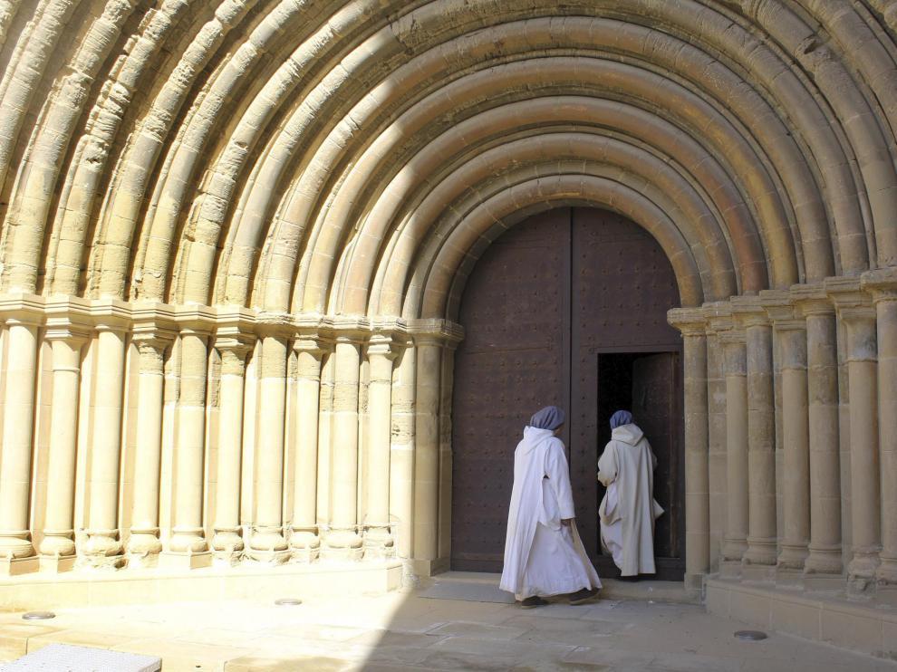 Monasterio de Sijena.