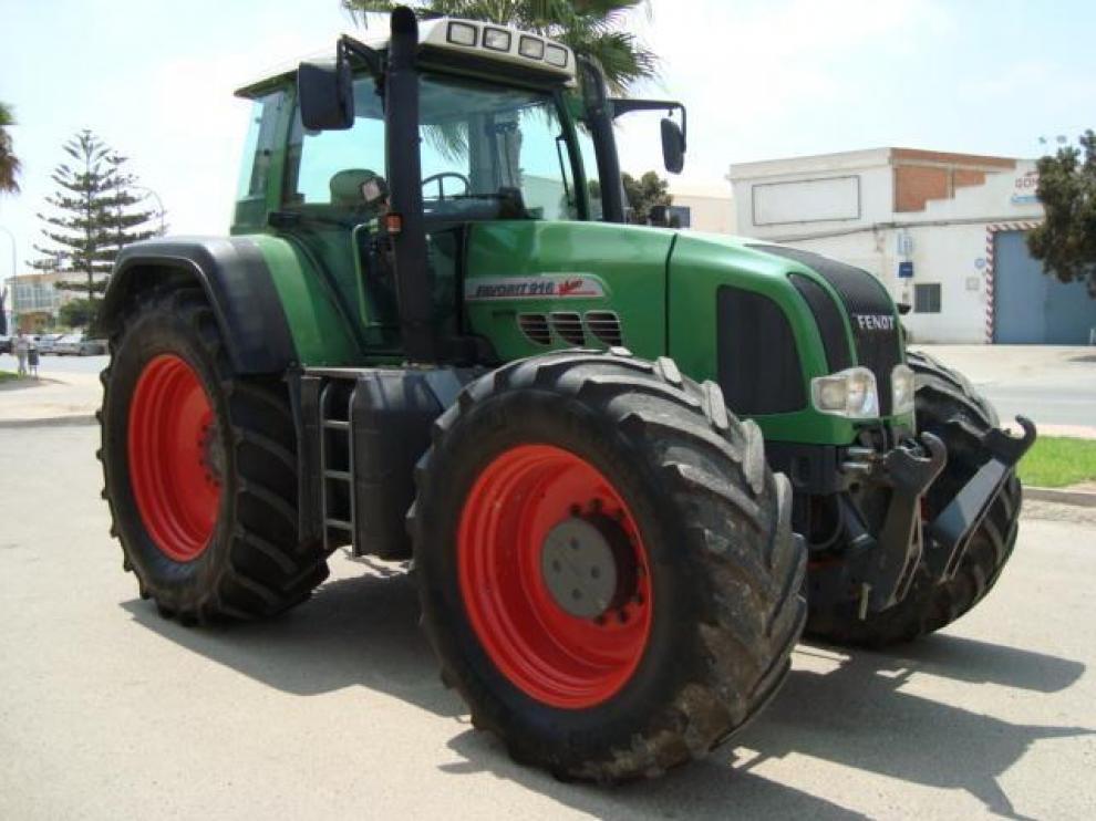 El tractor 'desaparecido', de la marca Fendt, le había costado al denunciante casi 40.000 euros.