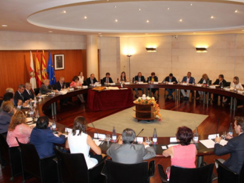 La sesión plenaria de la DPH ha aprobado por unanimidad la concesión del galardón.