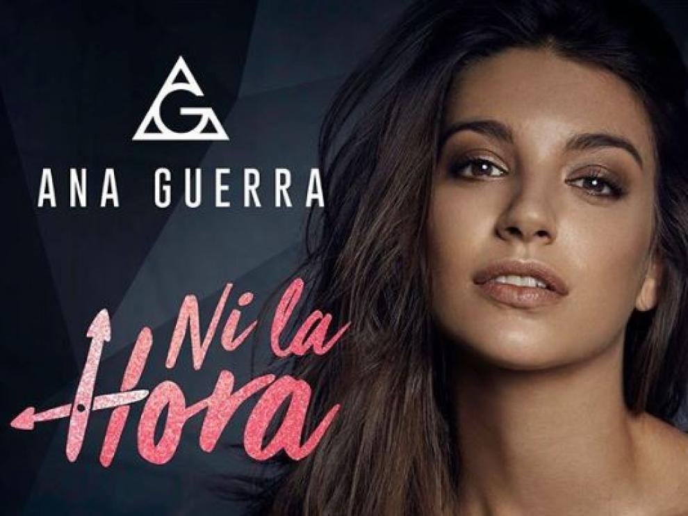 Ana Guerra, en una imagen promocional del nuevo tema.