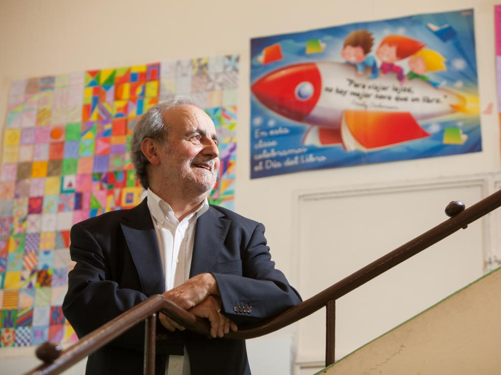 Imagen de archivo de Jesús Jiménez, experto en Educación.