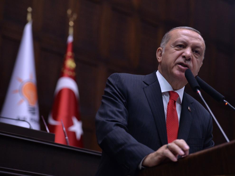 Turquía levantará este lunes el estado de emergencia, tras la toma de posesión del presidente Recep Tayyip Erdogan