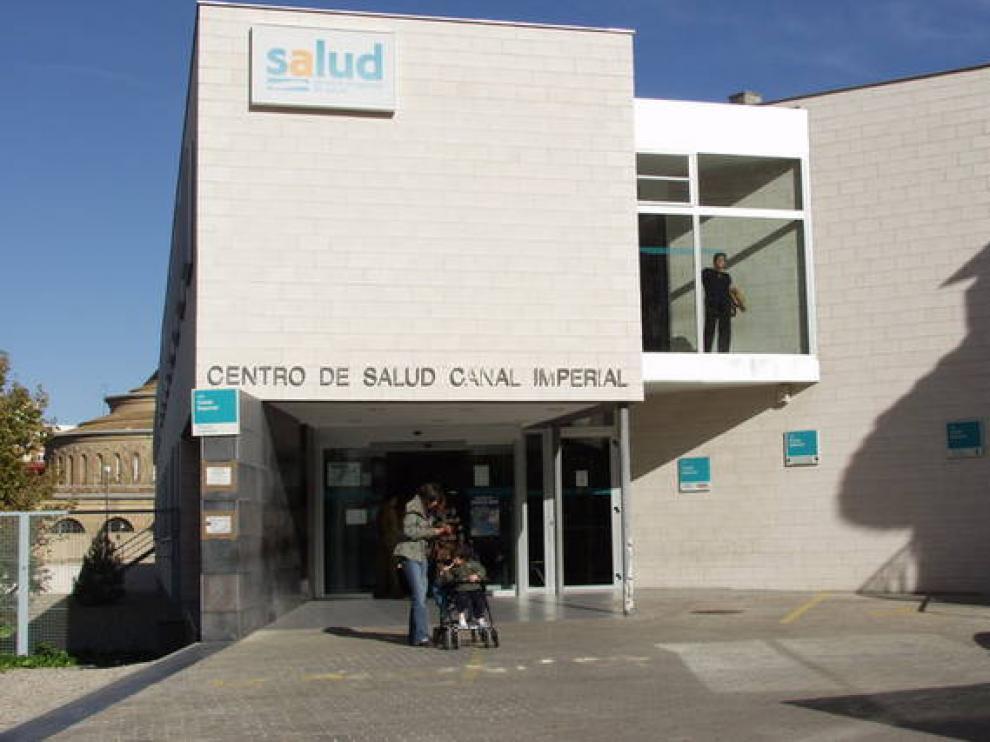 Imagen de archivo del centro de salud Canal Imperial.
