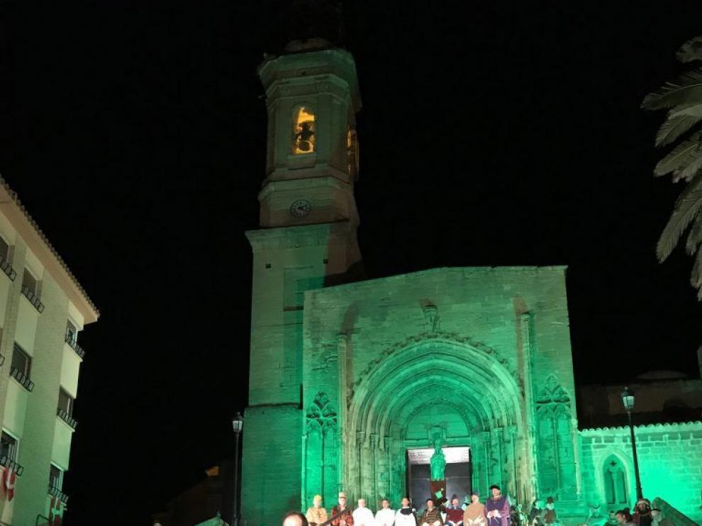 La conmemoración del Compromiso es uno de los principales acontecimientos del año caspolino.