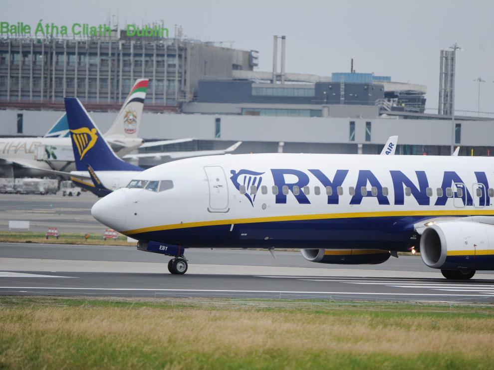 El avión, con el código FR7312, cubría este viernes tarde la ruta entre Dublín y la ciudad croata de Zadar con 189 pasajeros a bordo.