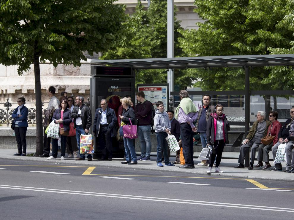 La empresa denunció que el Ayuntamiento de Zaragoza estableció servicios mínimos genéricos para todas las líneas.