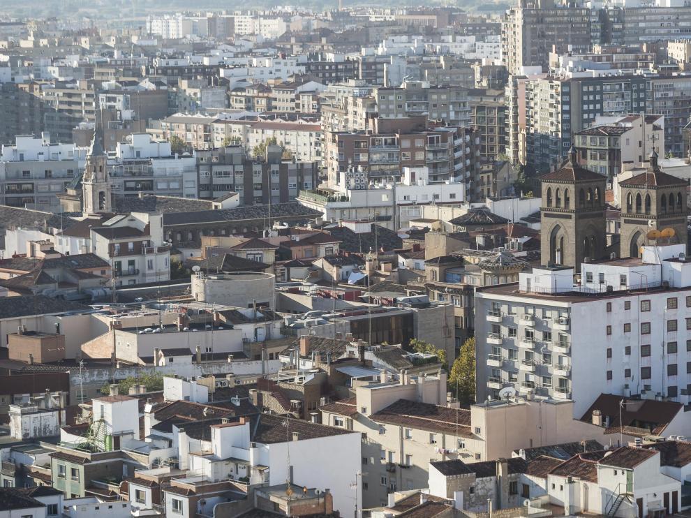 Las ayudas a la rehabilitación de viviendas gestionadas por a Sociedad Municipal Zaragoza Vivienda han recibido 283 solicitudes.
