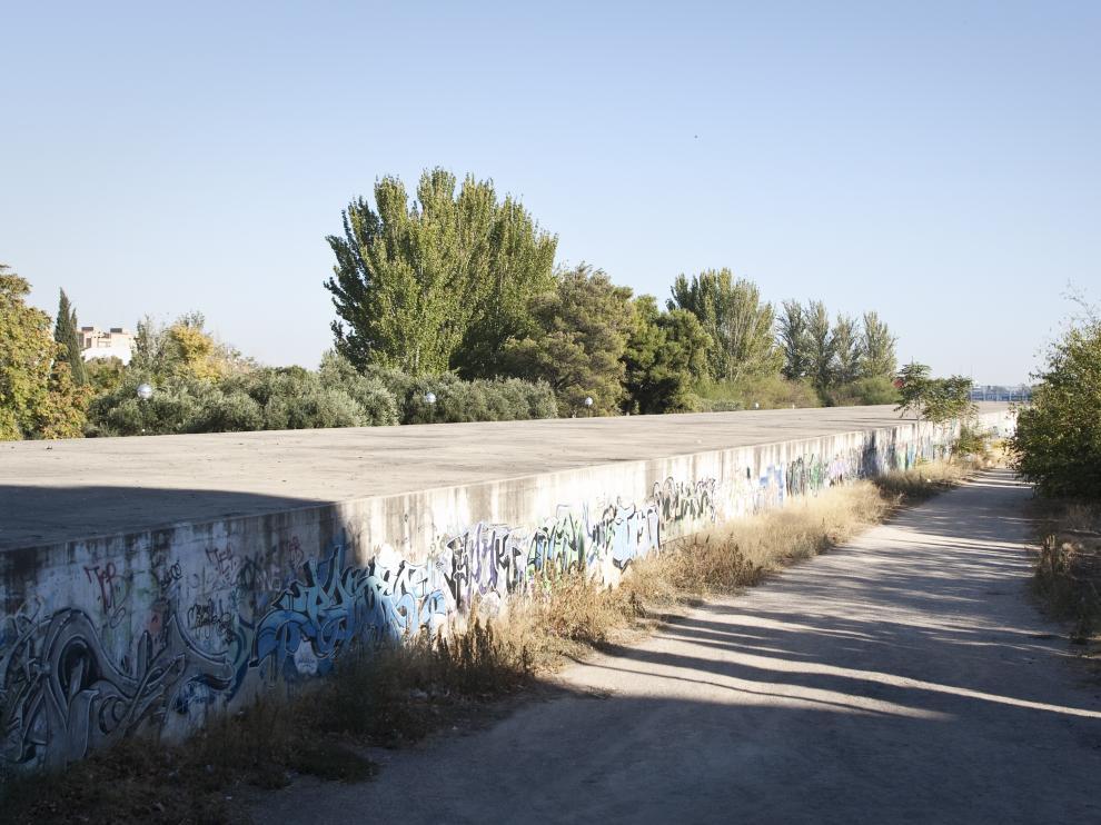 Más de 800.000 euros de la prolongación de Tenor Fleta están pendientes del crédito que debe captar el Ayuntamiento.